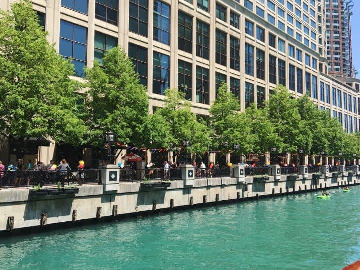 Chicago Architecture Boat Tour skyline 2