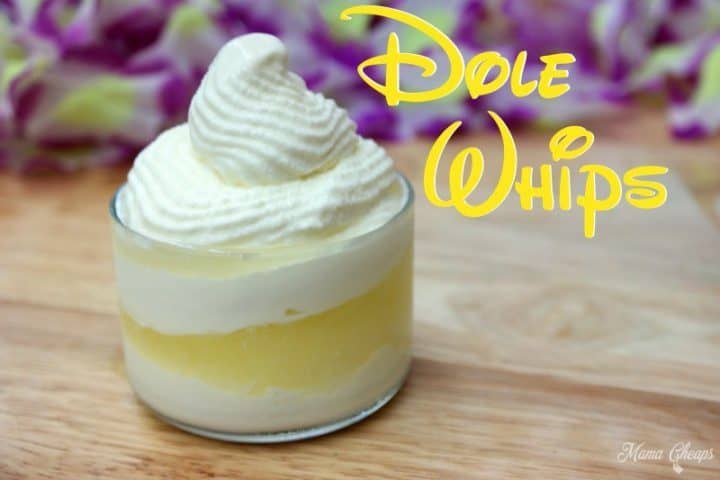 Dole Whip recipe a Disney World copycat