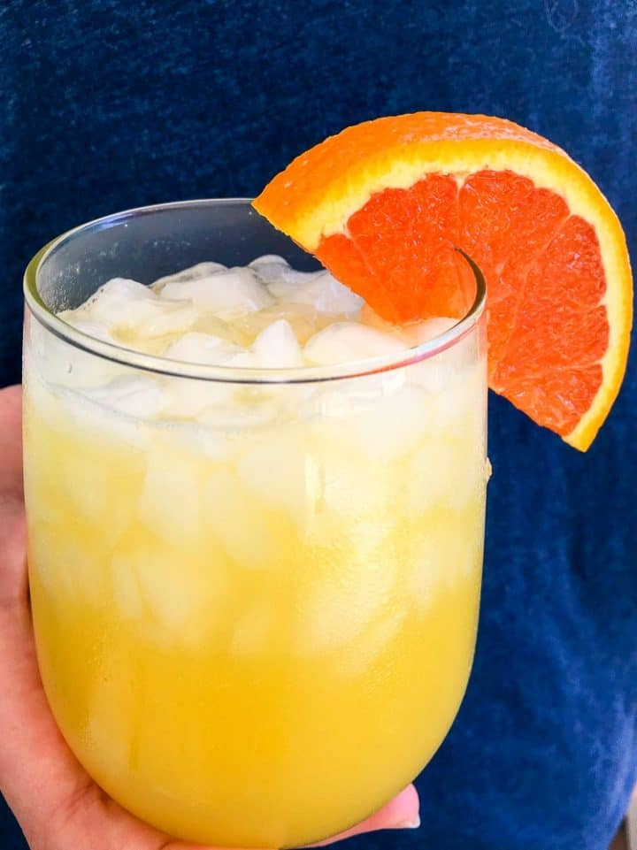Orange Crush Drink Recipe