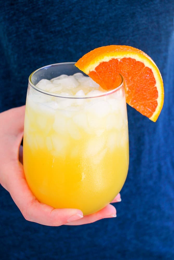 Orange Crush Vodka Drink Recipe