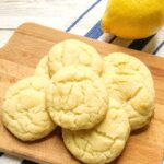 Lemonade Sugar Cookie Recipe