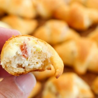 Bacon Crescent Roll Appetizer Easy Recipe