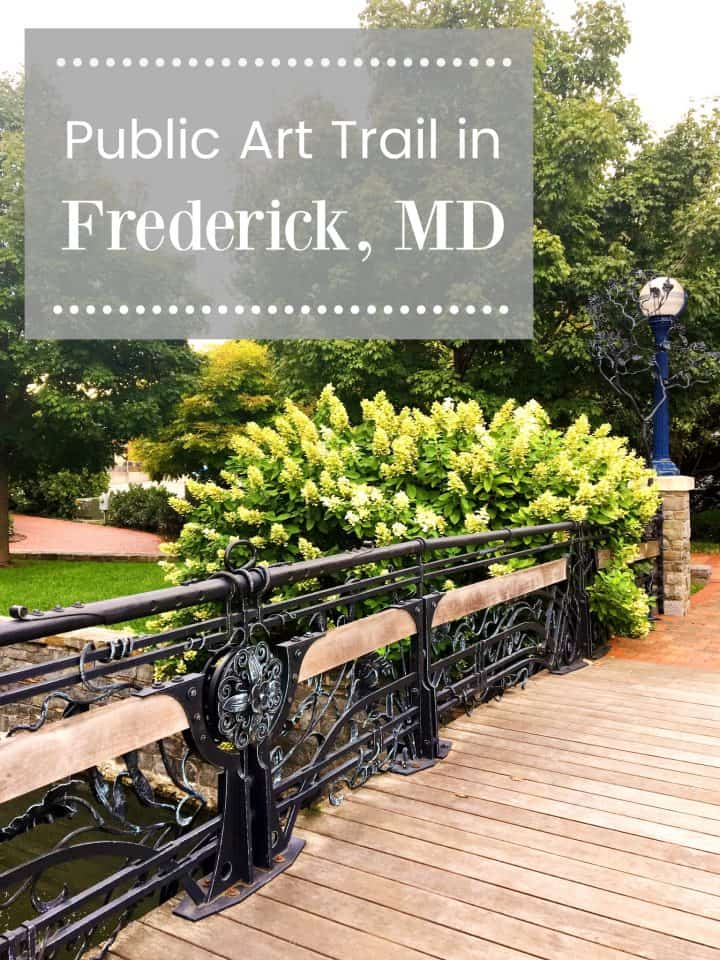 Guide to the Public Art Trail in Frederick MD