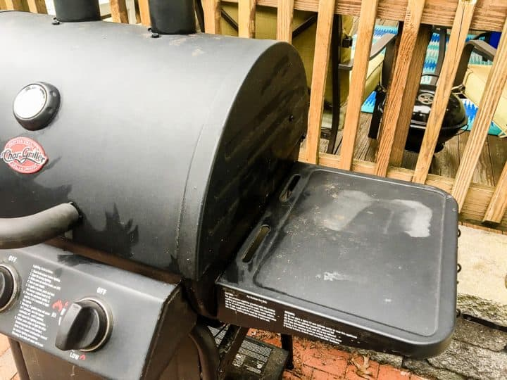 How to clean a grill with a steam machine-14