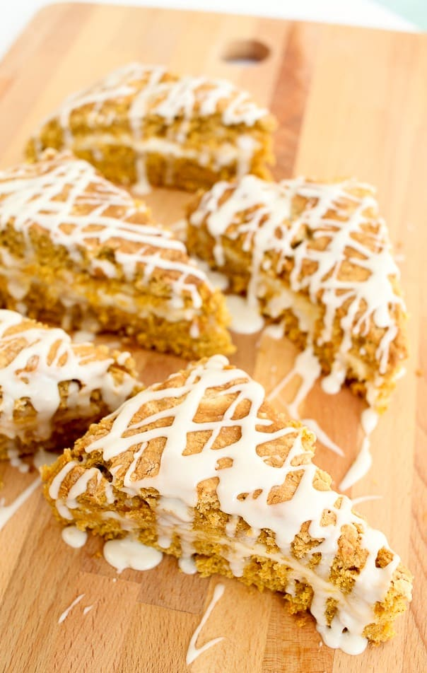 How to make Copycat Starbucks Pumpkin Scones Recipe