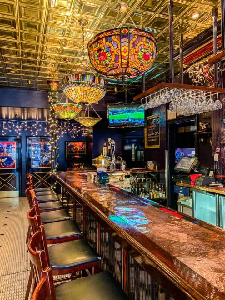 Gettysburg Lincon Square pub