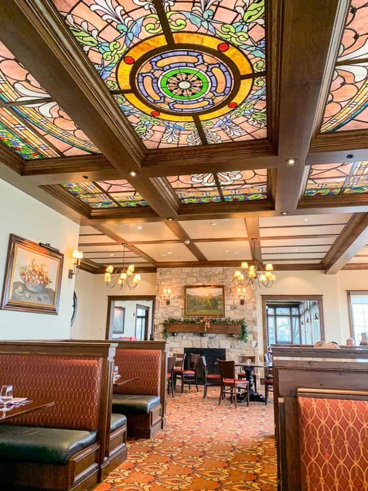 Hotel Hershey Harvest restaurant