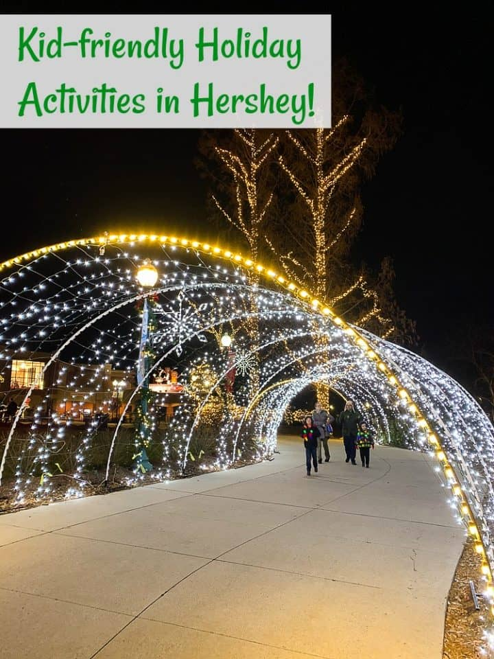Kid-friendly Holiday Activities in Hershey