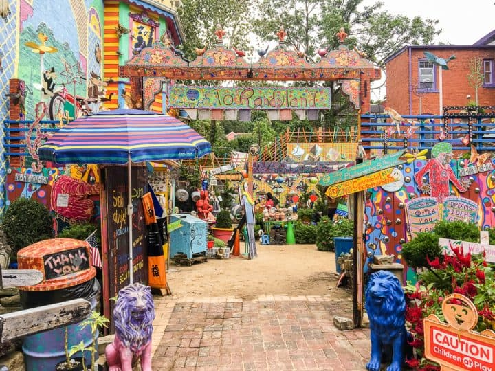 Pittsburgh Randyland information