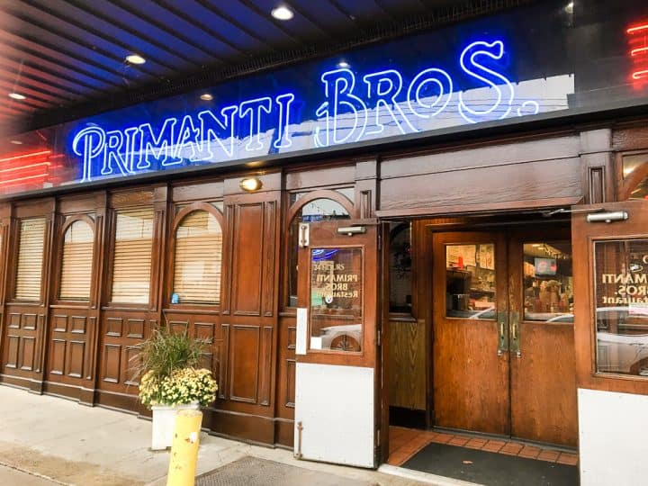 Pittsburgh original Primanti Brothers