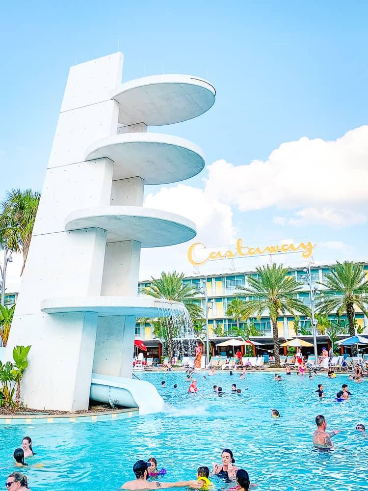 Cabana Bay Beach Resort Amenities
