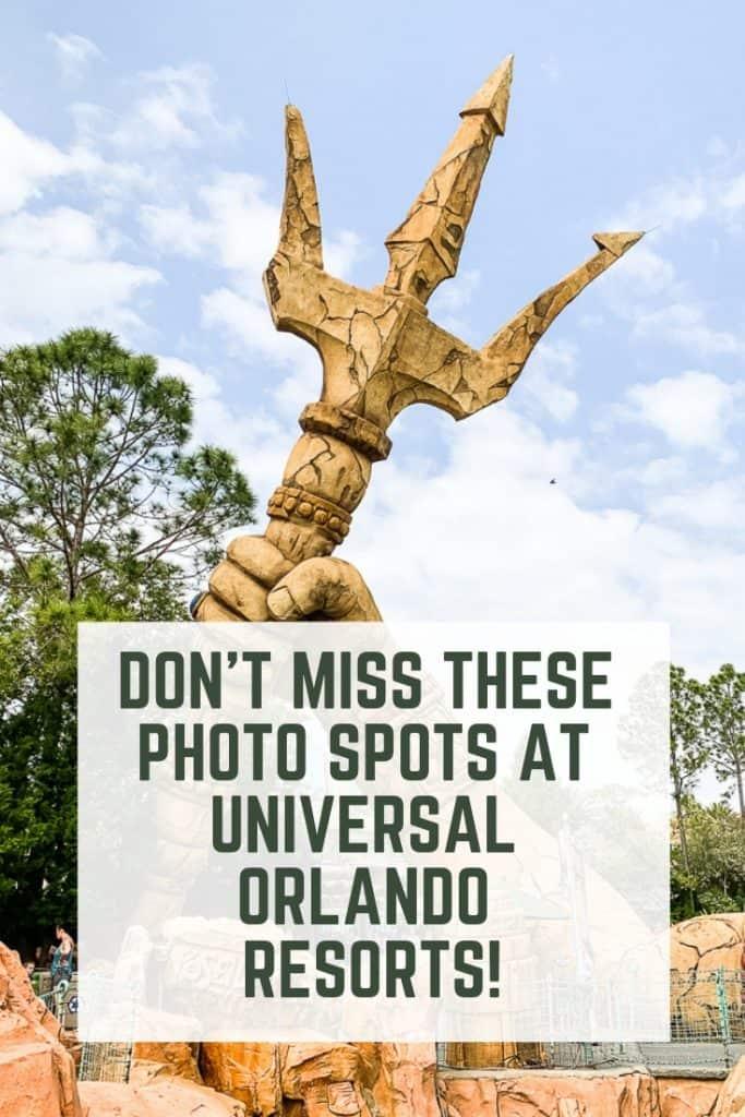 Poseidon's Trident at Universal Studios Florida