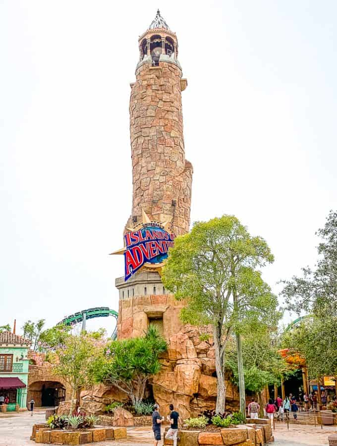 Islands of Adventure Universal Studios Florida