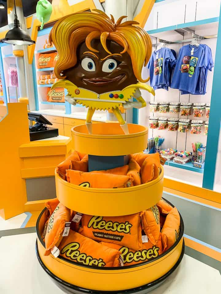 Hersheypark souvenir store