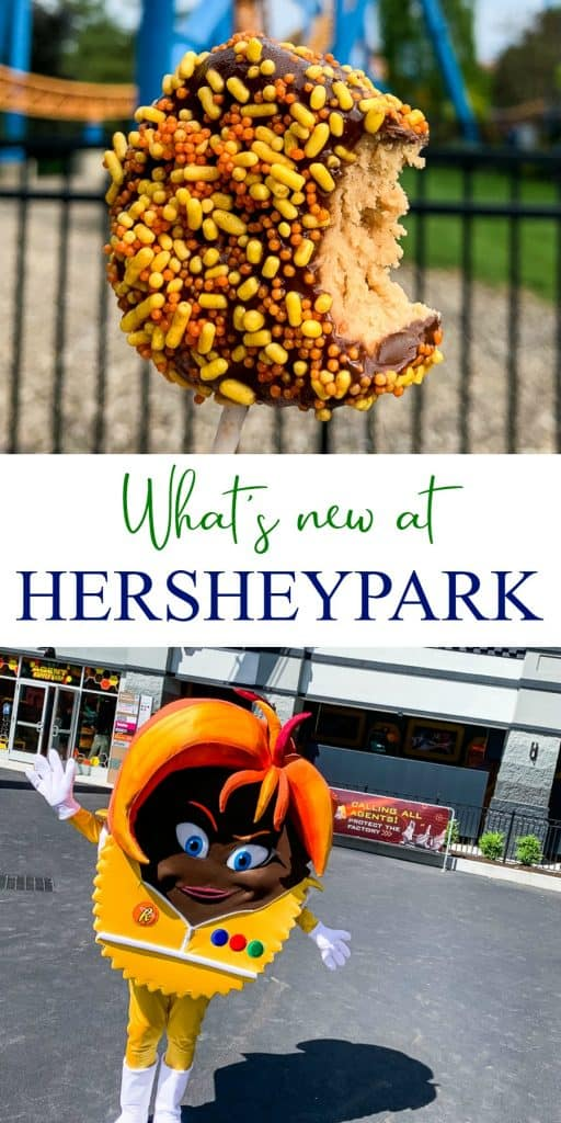 new food and ride at Hersheypark