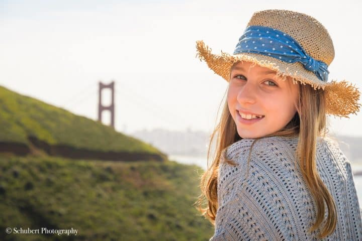 How to blur backgrounds with the right camera setting