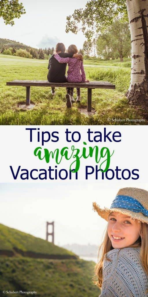 tips to take amazing family vacation photos with your DSLR or iphone